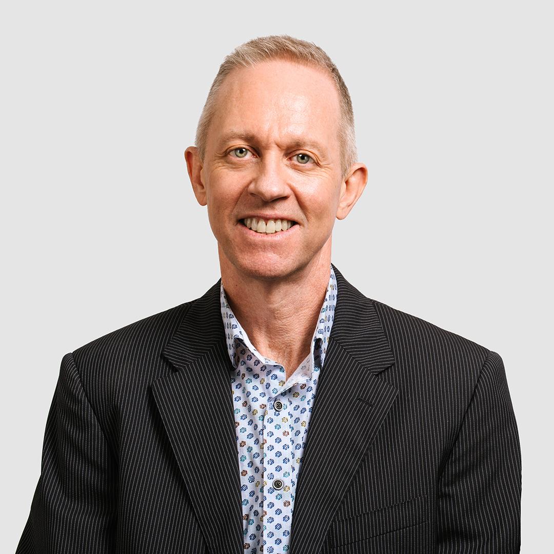 Assistant Professor Graeme Gilling